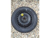 Ford Focus brand new tyre wheel spare