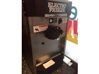 Electro freeze CS4 countertop ice cream / frozen yoghurt machine