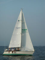 Sailboat - Express 30