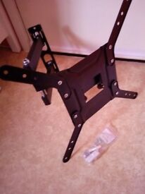 """Full motion tv wall bracket up to 65"""""""
