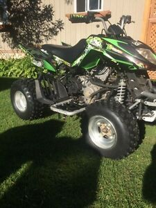 Mint 2008 Dvx 250 Arctic cat