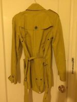 Woman's Burberry Trench