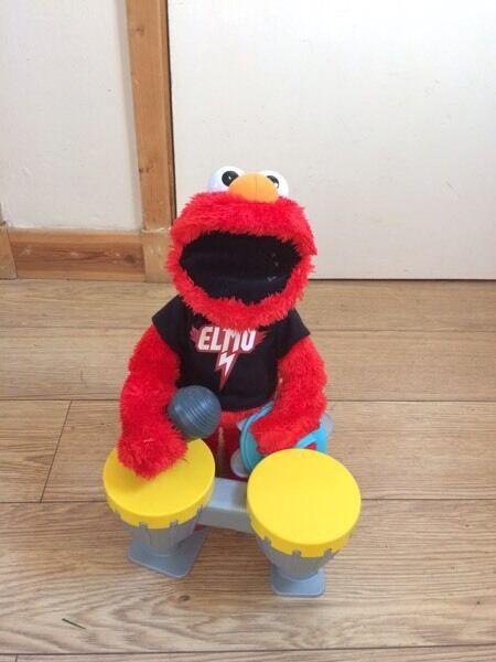 Rock n Roll Elmo