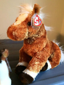 Trotter the Horse Ty Beanie Buddy stuffed animal