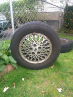 2 used tires for sale
