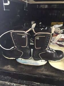 M3 Snowboarding boots size 27.0