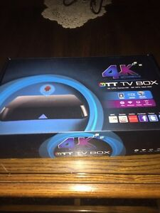 M8 Streaming tv KODI android box $100