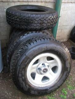 Jeep Grand Cherokee Tyres NEW City North Canberra Preview