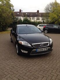 Ford mondeo titanium x fully loaded part x with pco car