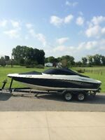 2007 Caravelle Boat 217 LS, Runabout, Boat