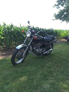 1981 Honda CM 400  *With ownership*