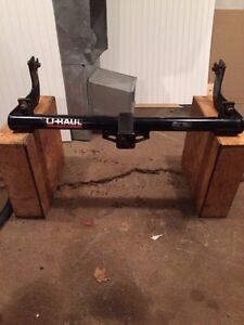 Ford F-150 trailer hitch