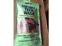 Nikwax Tech wash 100ml pouch x 100