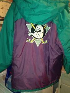 NHL hockey Anaheim mighty ducks winter coat Gatineau Ottawa / Gatineau Area image 2