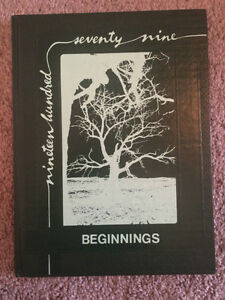 1979 Niagara College Year Book - Beginnings - Mint!!