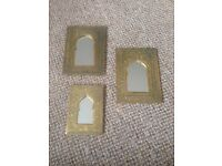 Authentic Moroccan style mirrors BRAND NEW