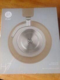 B&O Bang & Olufsen over-ear headphones wireless Bluetooth BNIB SEALED