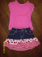 The Children's Place Outfit, Girls 18-24 months