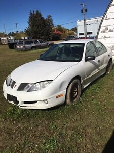 2004 Pontiac sunfire sedan 2.2 l automatic