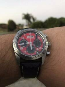 Tudor Rolex Fastrider Ducati Limited Edition...as new condition!! Dianella Stirling Area Preview