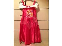 Disney Sleeping Beauty dress up 7-8 years. Fancy Dress Costume