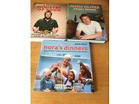 Janie Oliver cook books