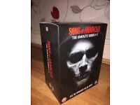 Sons of anarchy box set 1-7 DVD