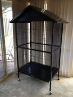 *BRAND NEW* Large Double Flight Cage with Removable Divider