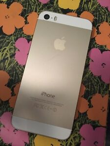 iPhone 5s - 64gb gold