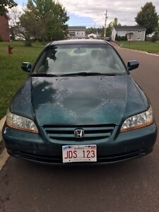 2002 Honda Accord - LOW mileage!