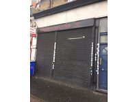 Shop to Let in Lea Bridge Road Walthamstow