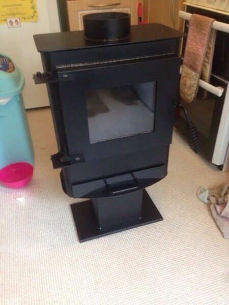 Woodburner wood burning stove log burner