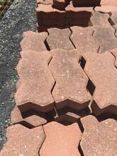 Red Interlocking Pavers Available Buronga Murray-Darling Area Preview
