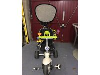 Smart trike from 10 months