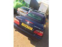 Mercedes Benz CLK Kompressor 230 ***CLEAN**
