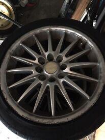 4x100 alloy wheels vw Audi