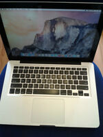 !!!!!!!!!!!!!!   LaptoP AppLe MacbooK PRO A1278 !!!!!!!!!!!!!!!!
