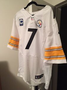 Ben Roethlisberger Jersey ~ With Captain Patch