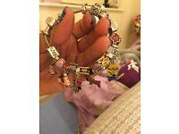 Amulet and bracelet from Brazil Vivara brand