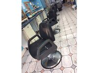 Barbers chairs plus more