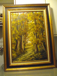 TABLEAU/PEINTURES \ PAINTINGS  (A Partir de $25.00)