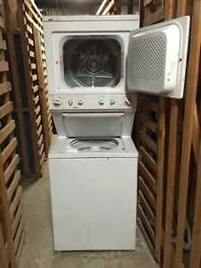 kenmoore apartment size stacked washer and dryer