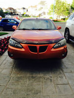 2005 Pontiac Grand Prix Berline