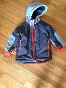 3T children's place winter coat
