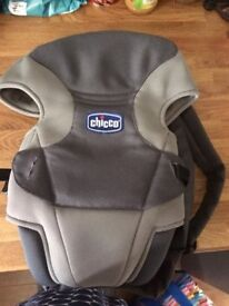 Chicco baby carrier in as new condition