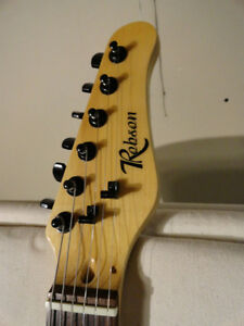 Strat guitar Robson West Island Greater Montréal image 1