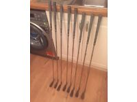 John Letters of Scotland Golf Clubs