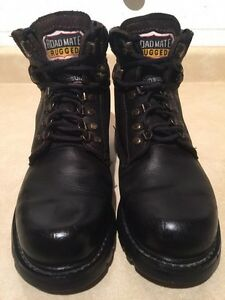 Men's Road Mate Rugged Waterproof Boots Size 8 London Ontario image 4