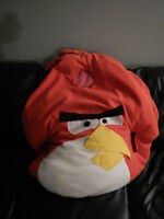 Red Angry birds costume