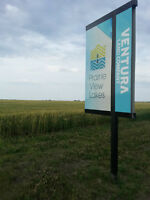 Fully Serviced Lots-Choose Your Own Builder-La Salle, MB